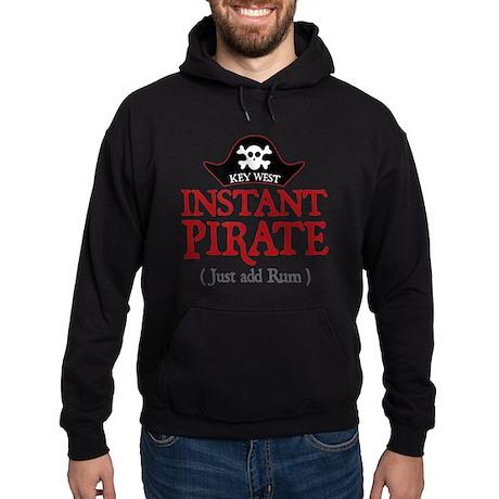 Key West Pirate - Hoodie (dark)