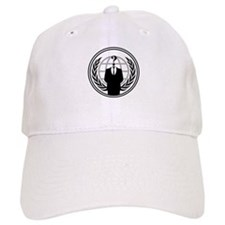 Anonymous Baseball Baseball Cap