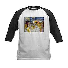 Paul Cezanne Fruit Basket Still Life Tee