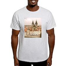 prague tyn church T-Shirt