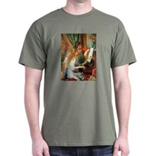 Renoir Girls At The Piano T-Shirt