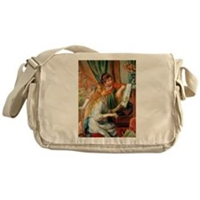 Renoir Girls At The Piano Messenger Bag