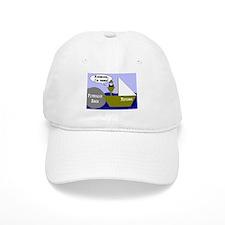Pilgrim on MayFlower Baseball Cap