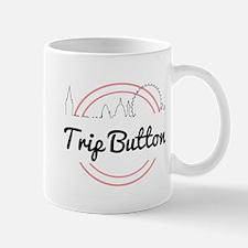 London Trip Button Mug