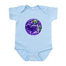Planet Earth Infant Bodysuit