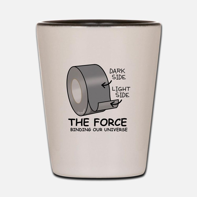 The Force Shot Glass