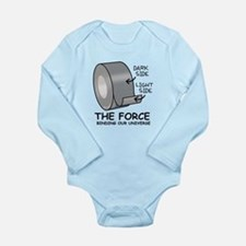 The Force Long Sleeve Infant Bodysuit