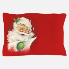 Santa Vintage Pillow Case