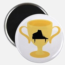 Piano Trophy Magnet Award