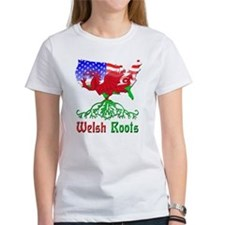 American Welsh Roots Tee