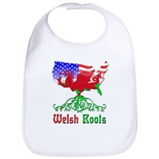 American Welsh Roots Bib