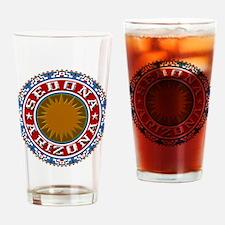 Sedona Circle Drinking Glass