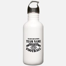 Your Team Fantasy Foot Water Bottle