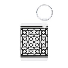 Lattice #2 Keychains