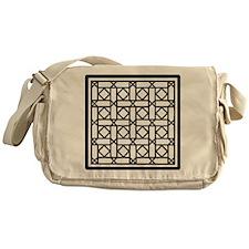 Lattice #2 Messenger Bag