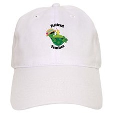 Retired Teacher Turtle Baseball Cap
