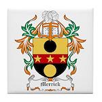 Merrick Coat of Arms Tile Coaster