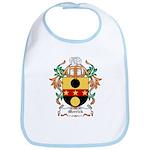Merrick Coat of Arms Bib