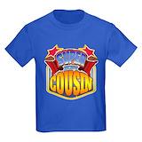 Cousin Kids T-shirts (Dark)