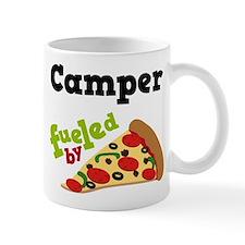 Camper Funny Pizza Mug
