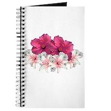 Hibiscus Arrangement Journal