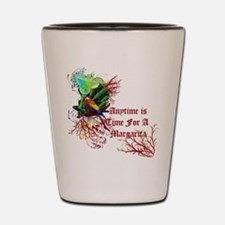 Margarita Anytime red.png Shot Glass