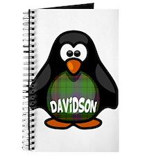 Davidson Tartan Penguin Journal