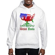 American Welsh Roots Hoodie