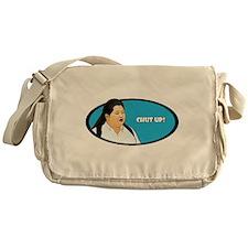Chut Up! Messenger Bag