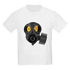 Gasmask disaster T-Shirt