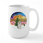 XMusic 2 - Havanese (F) Large Mug