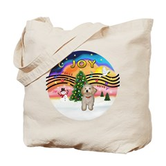 XMusic2-Havanese Pup Tote Bag