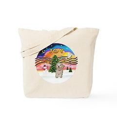 XMusic2-Havanese Pup Tote Bag