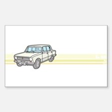 Lada Power Decal