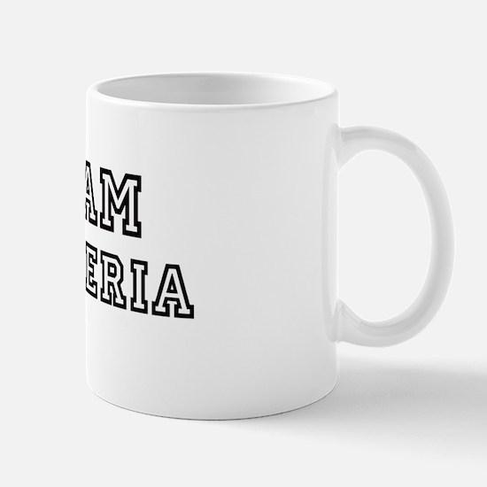 Team Hesperia Mug