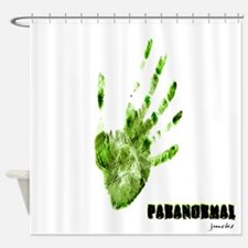 paranormal Shower Curtain