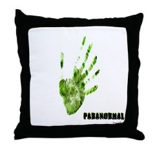 paranormal Throw Pillow
