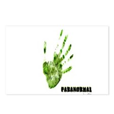 paranormal Postcards (Package of 8)