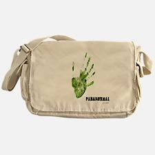 paranormal Messenger Bag