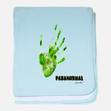 paranormal baby blanket