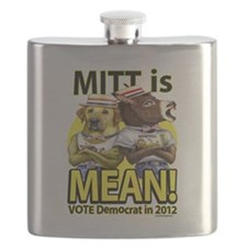 Mitt is Mean Flask