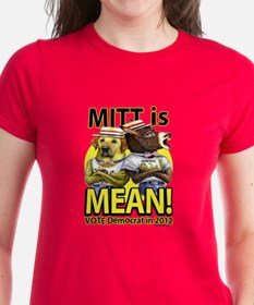 Mitt is Mean Tee