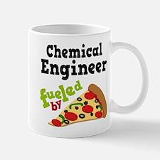 Chemical Engineer Funny Pizza Mug