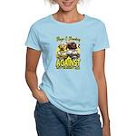 Dogs and Donkey Women's Light T-Shirt