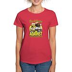 Dogs and Donkey Women's Dark T-Shirt