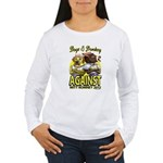 Dogs and Donkey Women's Long Sleeve T-Shirt