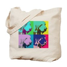 Spinone Italiano Pop Art Tote Bag