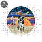 XAngel-Catahoula Leop. Puzzle