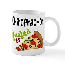 Chiropractor Funny Pizza Mug