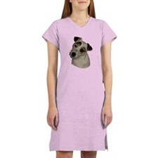 Parson Russell 1 Women's Nightshirt